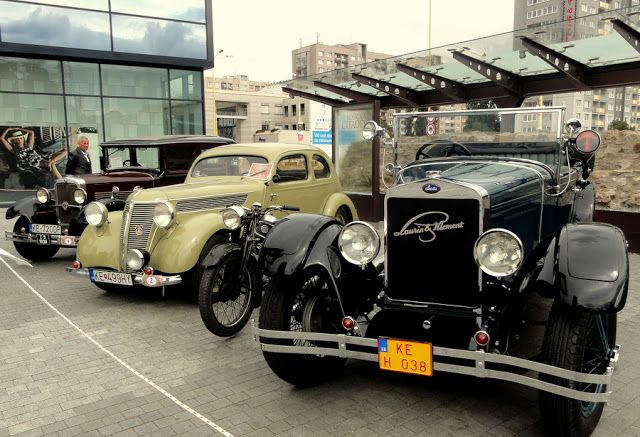 Travel and Lifestyle Diaries Blog: Oldtimer Classic Cars in Kosice, Slovakia