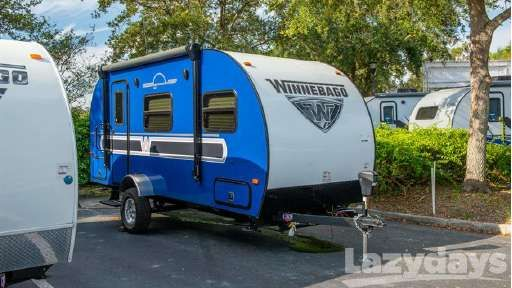 Check out this 2018 Winnebago Winnie Drop WD170S listing in Tampa, FL 33584 on RVtrader.com. It is a Travel Trailer and is for sale at $24910.