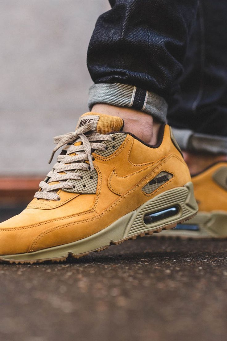 NIKE Air Max 90 Winter Premium Brown & Bronze