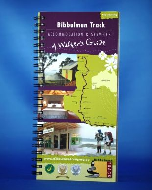 A walkers Guide. Pages of information useful  for planning  your trip on the Bibbulmun Track.
