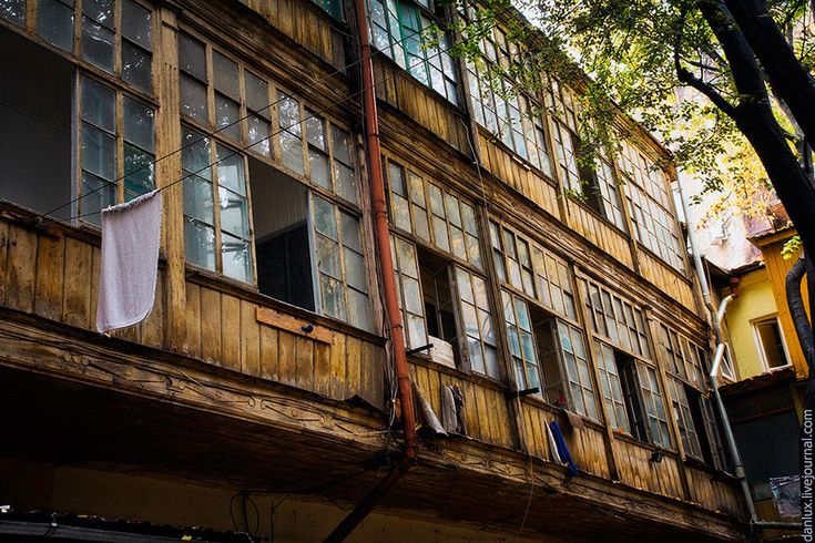 Одесские дворики. Фоторепортаж. Ридус