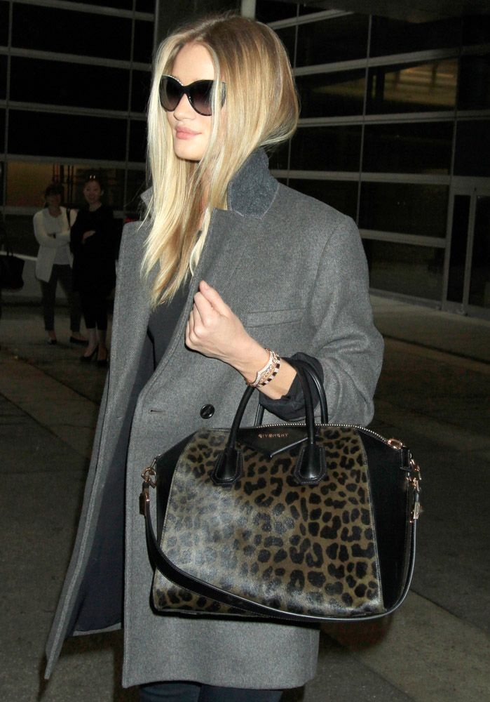 Celebrities Carrying Givenchy Antigona Bags 18 Famous