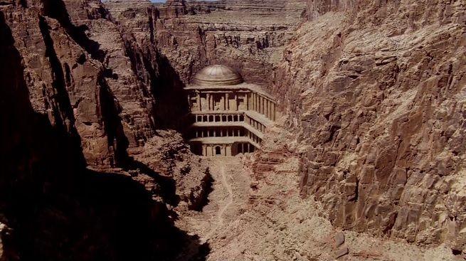 Ra's Al Ghul Lazarus Pit home