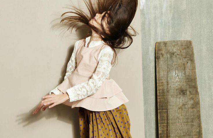 Série mode : Géométrie variable   MilK - Le magazine de mode enfant