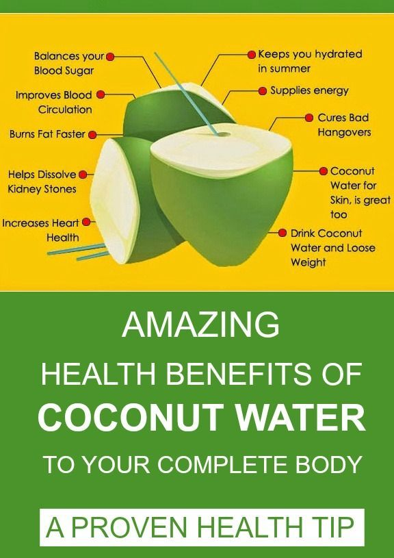7 More Reasons To Drink Coconut Water - mindbodygreen
