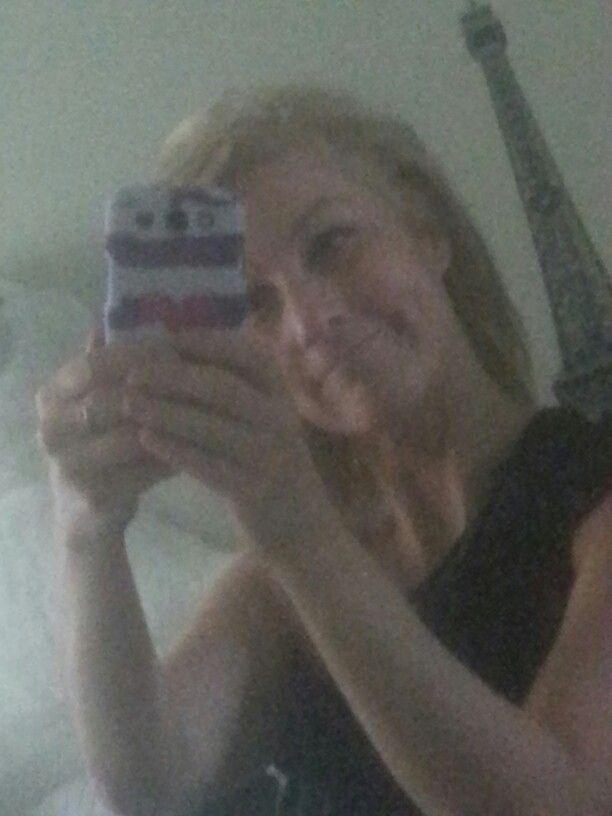 So not good at selfies