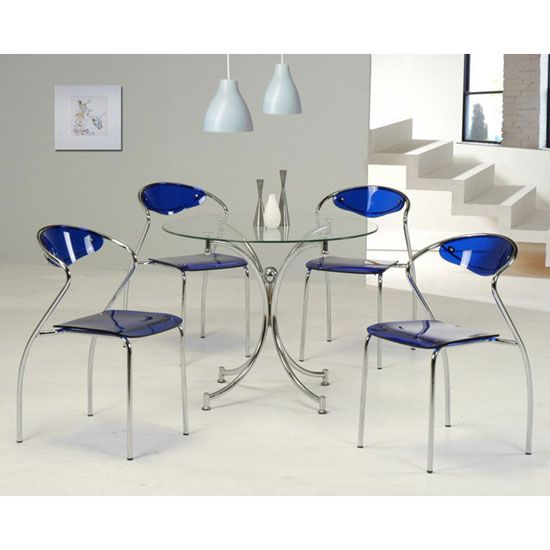 17 best images about 4 seater glass dining sets on for 12 seater glass dining table