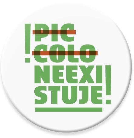 Placka Piccolo neexistuje