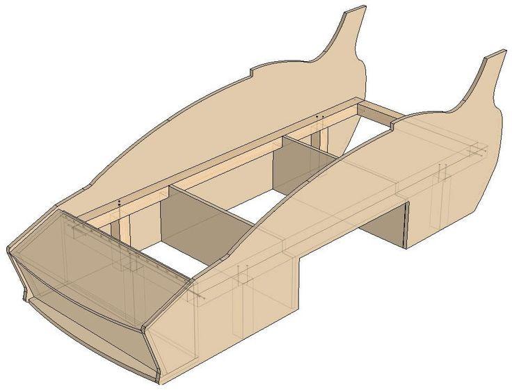Кровать машина проект, чертежи. | Мебель в дом