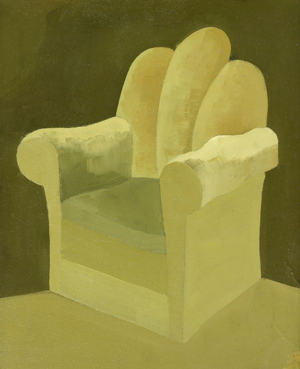 Jakobovits Miklós : Sárga trónus, 1999