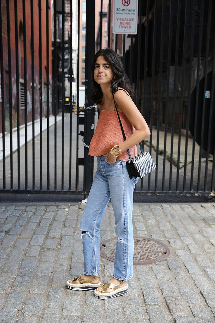 What a Weird Thing: I Gave Away My Favorite Jeans - Man Repeller