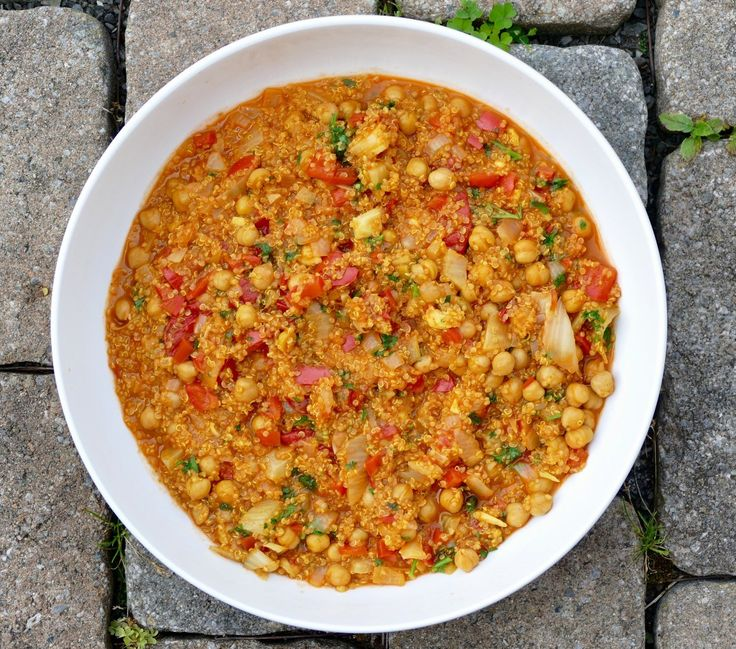 Quinoa aux parfums marocains - Un délice végétalien qui a même plu à mes carnivores adorés : c'est dire comme il est bon ce quinoa !