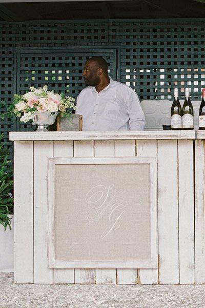 1000+ Ideas About Wooden Bar On Pinterest