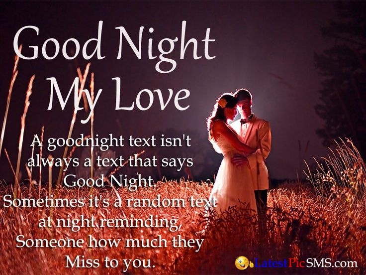 Love Text Messages: 17 Best Ideas About Good Night Love Sms On Pinterest