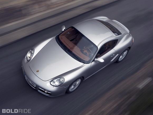 2006 Porsche Cayman S Tiptronic