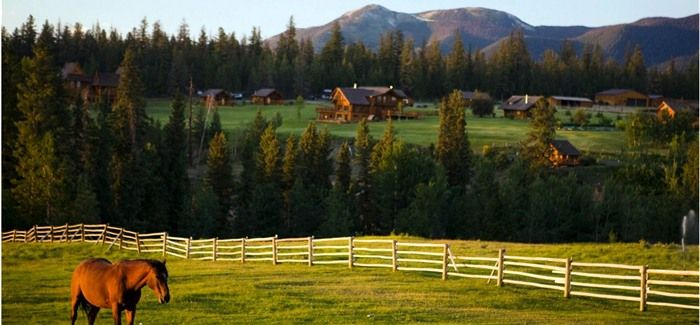 Echo Valley Ranch and Spa, British Columbia, Canada