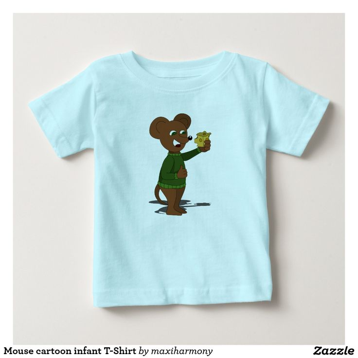 Mouse cartoon infant T-Shirt