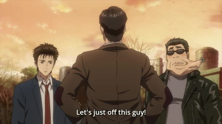 parasyte anime stream german