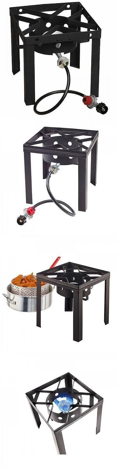 Other Camping Cooking Supplies 16036: Gas Stove Propane Burner Portable Steel Fryer Stand Outdoor Camping Cooker New -> BUY IT NOW ONLY: $47.91 on eBay!