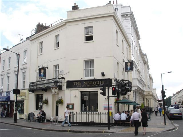 The Marquis Of Westminster in Pimlico, Greater London