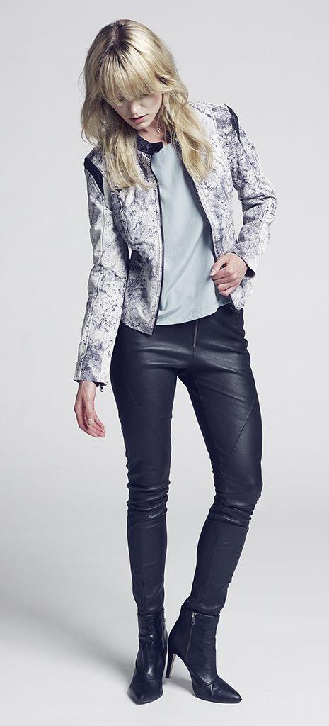 ODESSA jacket  GINGER pant
