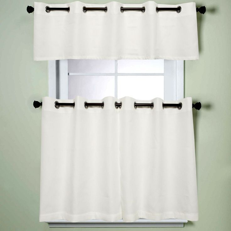 Kitchen Window Valances Contemporary: 1000+ Ideas About Modern Kitchen Curtains On Pinterest