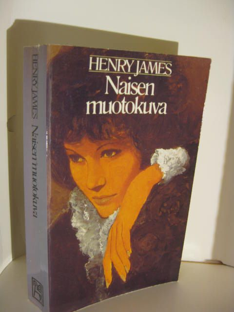 Henry James: Naisen muotokuva, Antikvaarin hinta: 5 EUR