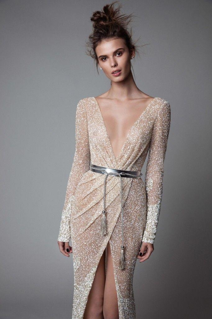 Fall Reception Dress