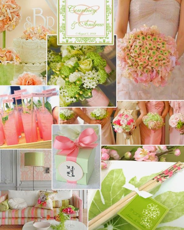 117 best bodas tema images on pinterest weddings wedding pink and green wedding theme ideas httpmemorableweddingspot junglespirit Image collections