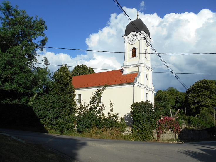 Szent Anna római katolikus templom (Tinnye) http://www.turabazis.hu/latnivalok_ismerteto_4027 #latnivalo #tinnye #turabazis #hungary #magyarorszag #travel #tura #turista #kirandulas