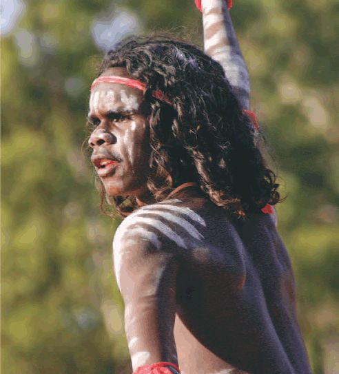 Aboriginal population in Australia