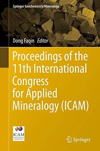 Proceedings of the 11th International Congress for Applied Mineralogy (ICAM) (Springer...