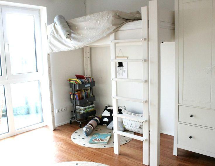 Stunning Kinderzimmer Hochbett debe destyle von Debreuyn Kinderm bel