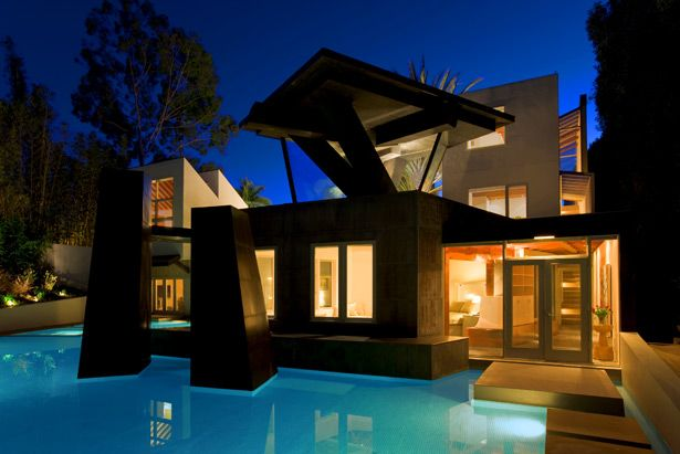 Schnabel House, Frank Gehry