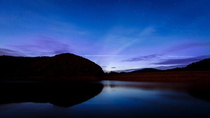 Blue Sunrise.