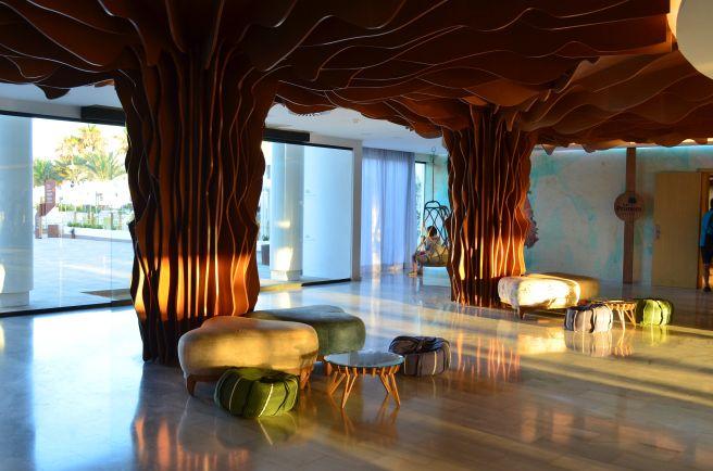Lobby Palladium White Ibiza
