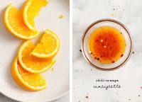 Image result for orange chili vinaigrette