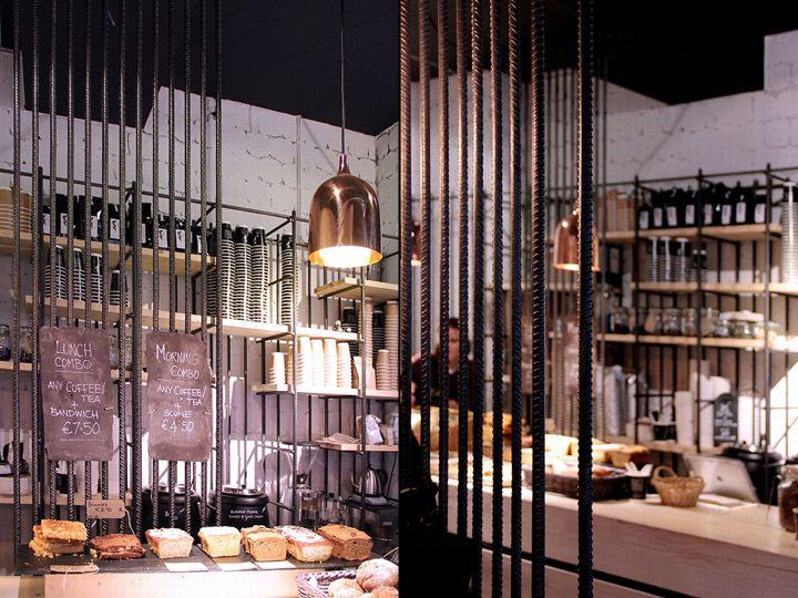 Bear Market Coffee by Vav Architects, Dublin – Ireland » Retail Design Blog