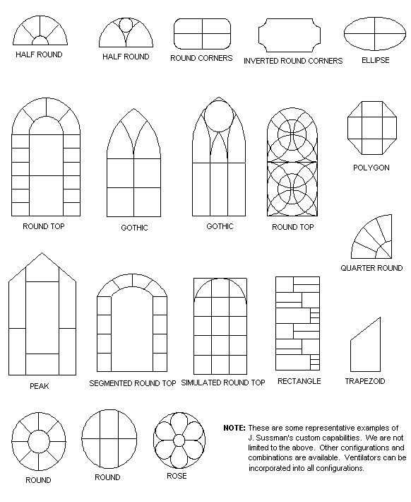 Custom Windows Church Amp Architectural Stained Glass