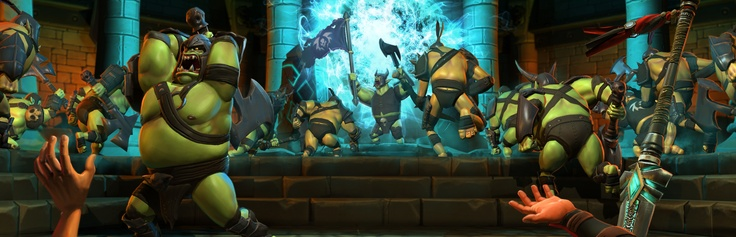 Orcs Must Die! - To the Rift!