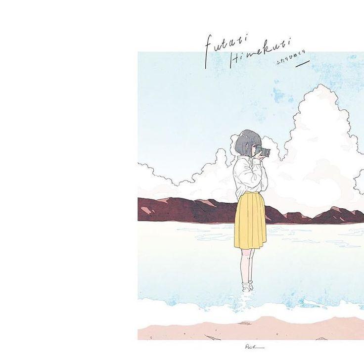 新日本カレンダー ゆとり部『ふたりひめくり』 #illustration #artwork #drawing