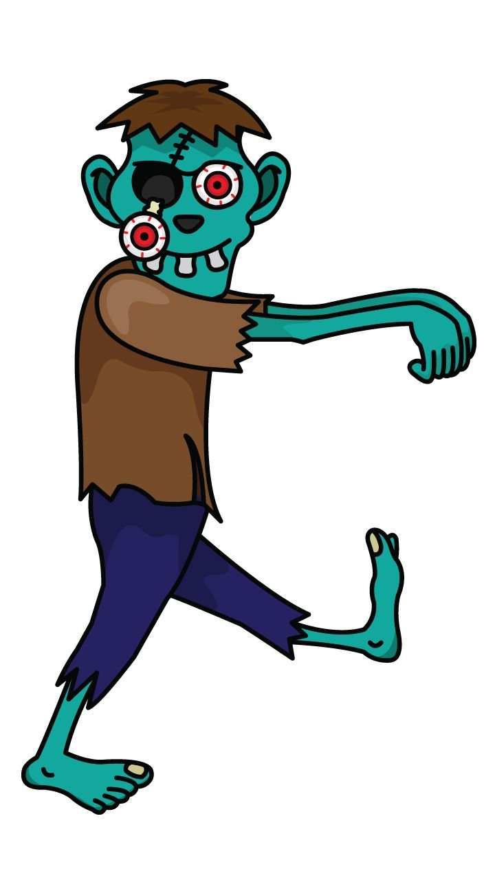 99 Drawing Zombies Daryl Hobson Artwork How To Draw A Zombie Step