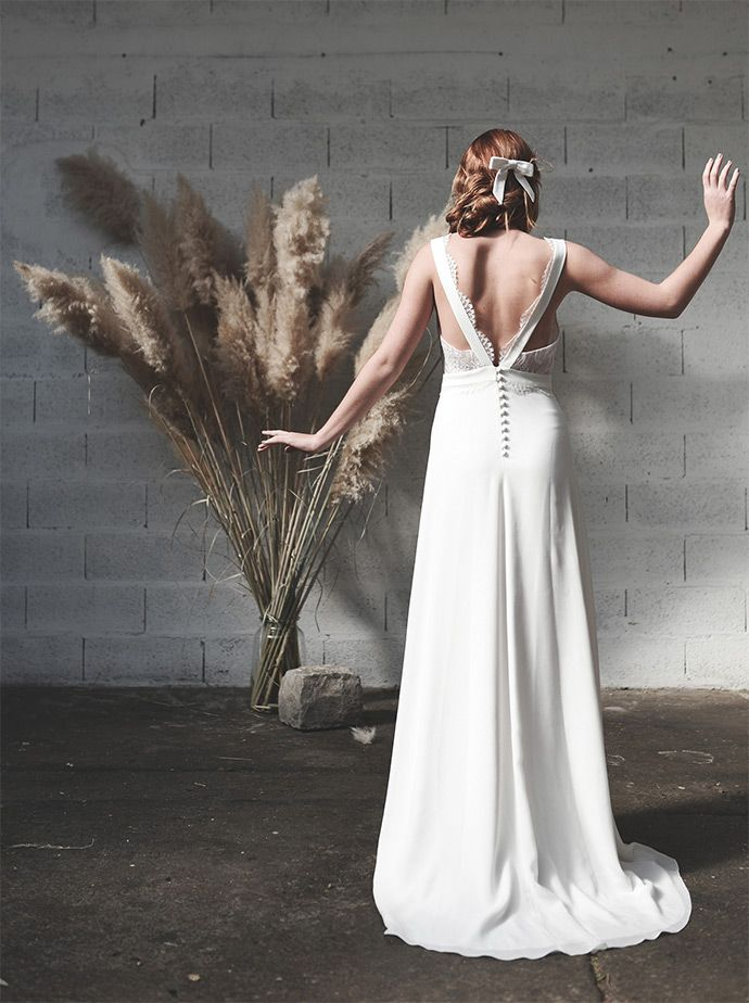 Robes de mariée Stéphanie Wolff Paris - Collection