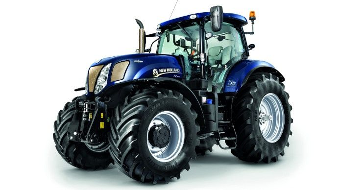 Le New Holland T7.270 Jubilé d'or