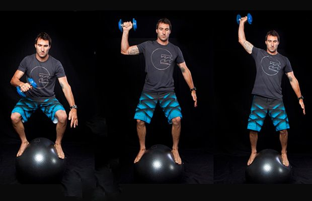 Want to be a better surfer? Try training like a World Champion with this Pro Surf Training App.