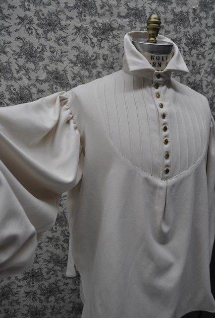 Men's Victorian Shirt, 145