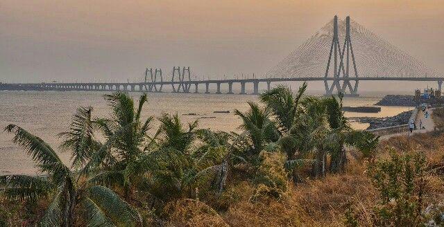 Sea link, Mumbai, India