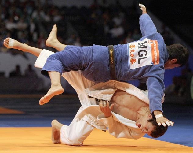 Sugoi Uriarte #judo #spain