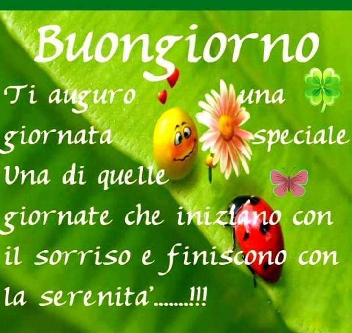 Buongiorno! :) Goodmorning my friends! :)