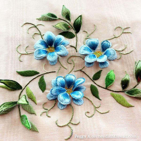 Resultado de imagen para stumpwork embroidery patterns free